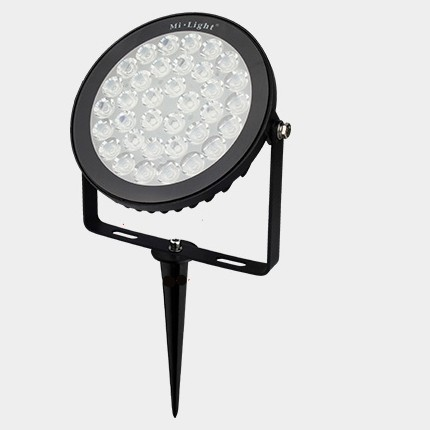 MiLight FUTC03 15W RGB+CCT LED Garden Light
