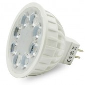 12V 2.4G Milight Dimmable MR16 RGB+CCT FUT104 LED Spotlight Smart Lamp