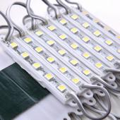 20pcs 5050 5 LED Module Lighting DC12V Waterproof String Light