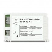 40W 24V DC 1-10V LED Constant Voltage Euchips Dimmable Driver EUP40A-1W24V-1