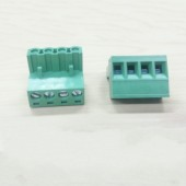4 Pin Wire Connector Clips For DMX 24 Channels Decoder 5pcs