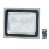 50W RGB LED Flood Light with Memory Function Floodlight Lamp