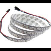 1M SK6812 144LEDs/m DC 5V Addressable LED Pixel Strip Light 144pixels/M