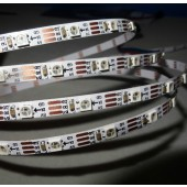 Addressable 2M 60LEDs/m 5V SK6812 Mini 3535 LED Pixel Strip Light