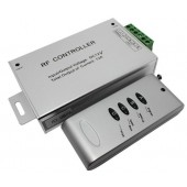 Common Cathode RGB Controller RF Remote Control DC 12V