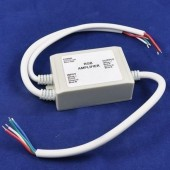 DC12v 24V Waterpoof RGB Amplifier 12A LED Signal Booster