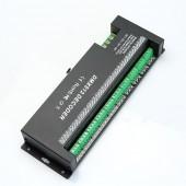 DMX512 Decoder Controller Dimmer Driver DC 9V-24V 60A 30 Channel