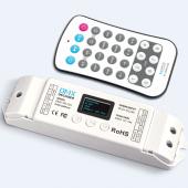 LED Controller LTECH DMX-SPI-203 DMX-SPI Decoder With Remote 16 Modes
