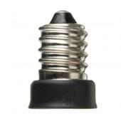 E12 to E14 Base LED Candelabra Bulb Lamp Adapter Socket Converter 10pcs