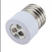 E27 Standard To MR16 Base LED Light Lamp Bulb Adapter Converter Holder 10pcs