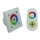 Full-color with Remote Europe Standard TM082E Low-voltage Touch Panel LED Controller