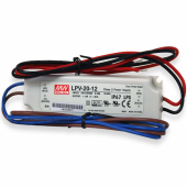 LPV-20 Series Mean Well 20W Transformer LED Power Supply