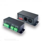 Ltech LED Controller 3CH CV DMX-PWM DC 5V 24V 12A Decoder LT-8030