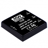 Mean Well DKE15 15W DC-DC Regulated Dual Output Converter Power Supply