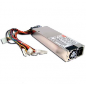 Mean Well IPC-300A 300W Industrial 1U ATX 12V/P4 PC Power Supply