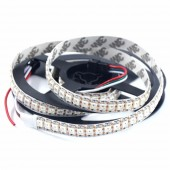 2M SK6812 LED Strip 144pixels/M DC 5V 144LED/m Addressable Pixel Light