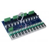 DC5V-36V 700MA 12CH DMX512 dimmer decoder WS-DIM-12CH-700MA