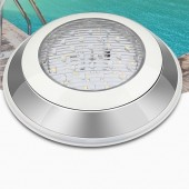 MiLight SYS-RW1 DC 24V 12W Stainless Steel+PC RGB+CCT LED Underwater Light