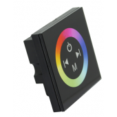 Touch Panel Full-color LED Controller TM08