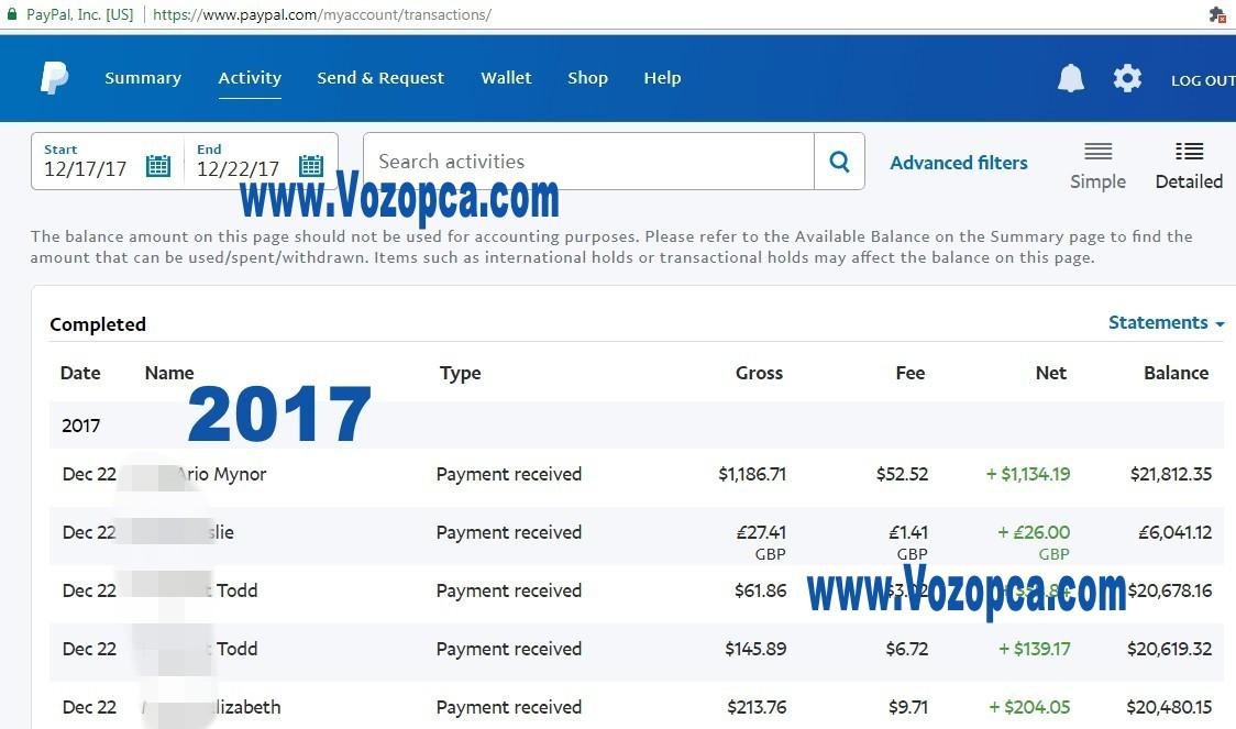 vozopca_paypal_payments_reliable_legitimate_professional_supplier_2017