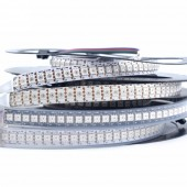 1M 144LEDs SK9822 LED Strip Individual Addressable 5V Smart Pixel Digital Light