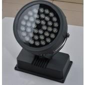 36W LED Projecting Light Floodlight Round Wash Lamp AC85-265V