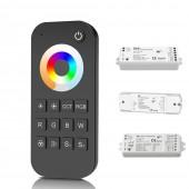 RGB CCT LED Light Strip Controller 5CH 2.4G Control