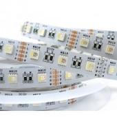 5M 300LEDs SMD 5050 RGBW LED Strip 4 Colours In 1 LED Chip Light