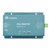 5V DC 25MA 1CH DALI Master Euchips LED Controller DALI-100