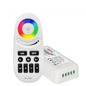 FUT028 Touch RGBW LED Lights Controller Automatic Matching for 5050 4 in 1 Strip 240W