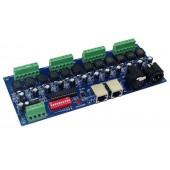DC 5V-36V 700MA 12CH DMX512 Decoder Controller WS-DMX-HLB-12CH-700MA