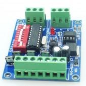 DMX512 Decoder 4CH RGBW LED Controller 16A WS-DMX-4CH-BAN-V3