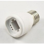 E27 to G24 LED Bulb Light Base Converter Adapter Socket Holder 4pcs