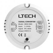 RF DMX Signal Converter LTECH EBOX-DMX Wireless