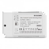 50W 1050~1400mA Dali Driver EUP50D-1HMC-0 Euchips Dimmable Led Controller