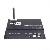 WiFi-DMX Converter WF310 LED Controller