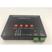 T8000A RGB Pixel Program LED Controller For Ws2812b/WS2811/WS2813/LPD6803 Lights