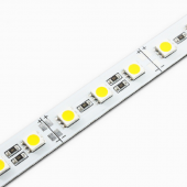LED Hard Rigid Bar DC12V 1M 72LEDs SMD 5050 Aluminum Strip Light 50pcs