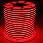 AC220V/110V SMD 2835 RGB 120LEDs Waterproof IP67 Led Neon Rope Flex light