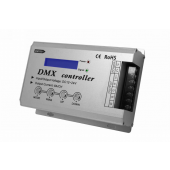 Low-voltage LED Controller With LCD Display DMX301