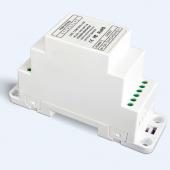 LTECH DIN-AMP-5A LED CV Power Repeater Led Din Rail Power Amplifier