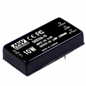 Mean Well DKE10 10W DC-DC Regulated Dual Output Converter Power Supply