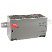 Mean Well DRP-480S 480W Single Output DIN RAIL with PFC Function Power Supply