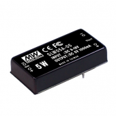 Mean Well SLW05 5W DC-DC Single Output Converter Power Supply