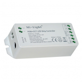 MiLight Wireless FUT045 2.4G RF Wifi RGB+CCT Color Temepreature LED Controller Dimmer