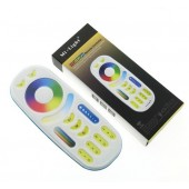 Mi.light FUT092 2.4G RGBWW 4-zone Group Control RF RGB+CCT Remote Controller