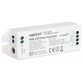 New Miboxer FUT037 Upgraded 12V~24V 4-Zone RGB Led Controller 2.4G Support RF Remote App Voice Control
