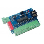 DC 5V-24V 12CH LED Decoder 12Channels DMX 3P Controller Dimmer WS-XB22-12CH-BAND