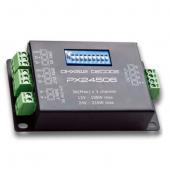 PX24506 3 Channels DMX Constant Voltage Decorder for RGB Light