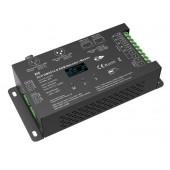 Skydance D5 Led Controller OLED 5CH*6A 12-24VDC CV DMX Decoder